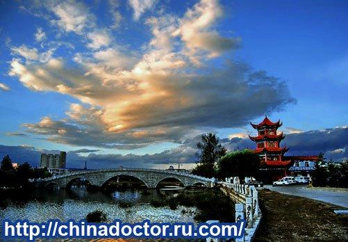 Лечение суставов в Хуньчуне