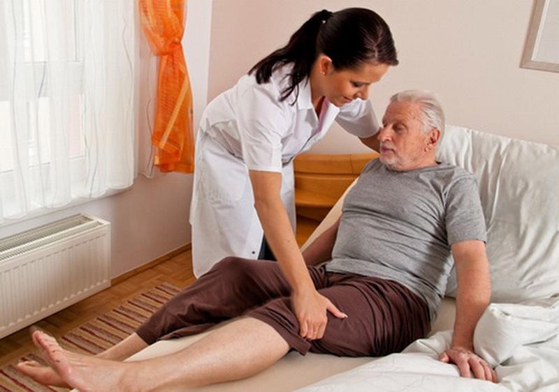 Как обрабатывать пролежни у лежачих больных в домашних условиях 159